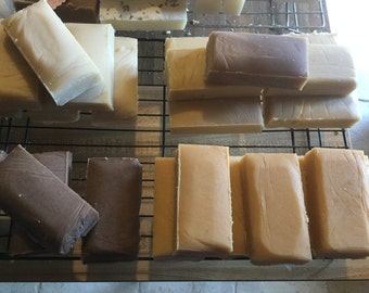 Goats' Milk Soap