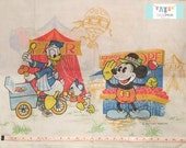 Vintage Mickey Fair Pillowcase