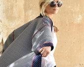 womens cardigan jacket - kimono top - kimono cardigan sweater - kimono robe - womens kimono sweater - wrap cardigan - LSKimSweatCard