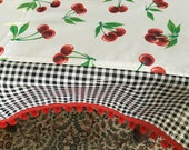 custom tablecloth for Jessie