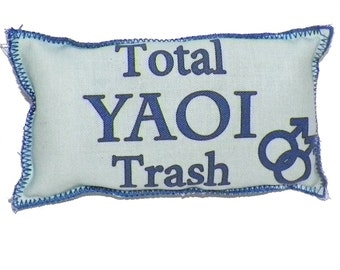 Total Yaoi Trash Catnip Toy