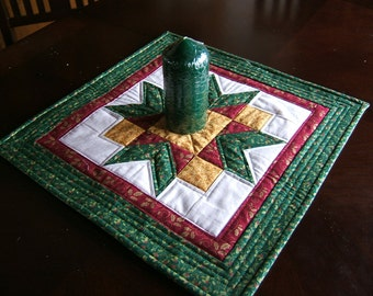 Christmas Table Mat / Candle Mat