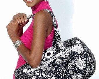 Large Zippered Bag Pattern, Big Bag Patttern, McCall's Sewing Pattern 7102
