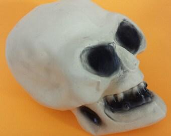 Vintage Plastic Skull