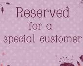 Reserver for Kat Harlan