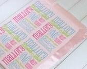 Personalized Baby Blanket, Satin Edge, Personalized Toddler Blanket, Monogrammed Baby Blanket, Name Blanket