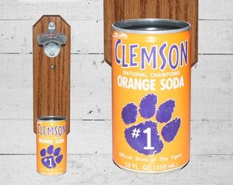 Denver Broncos Bottle Opener With Vintage Otis By Handysam