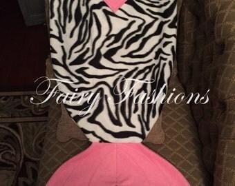 MERMAID TAIL blankets~kid BLANKETS, mermaid blanket, sleeping bag, monogramed blanket, custom, sleeping bag, personalized blanket