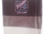 Vintage Domino FF Cuban Heel Seamed Stockings- 1 Pair NOS