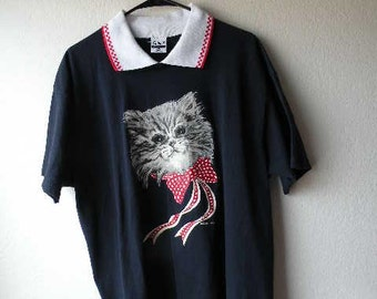 Vintage Kitty Polo