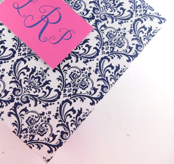 damask photo album