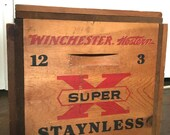 Reserved - Old Dovetailed Winchester Ammo Box