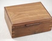 Sorah  Watch Box, Mens Watch Box-Holds 4