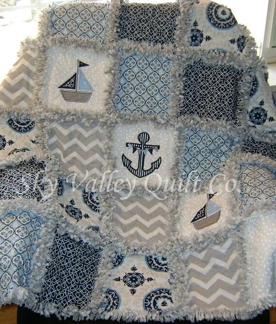 Nautical Layer Cake Fabric