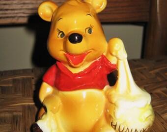 Vintage Disney Winnie the Pooh figure-SALE