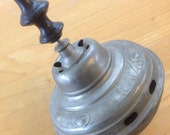 Choral Top, Spinning Top Made in Germany, Antique top, Antique Spinning Top