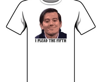 "Funny MARTIN SHKRELI shirt ""I plead the Fifth"" Wu Tang Clan Congress new shirt"