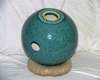 Ceramic UDU-Globe Drum by American Percussion Instruments.com