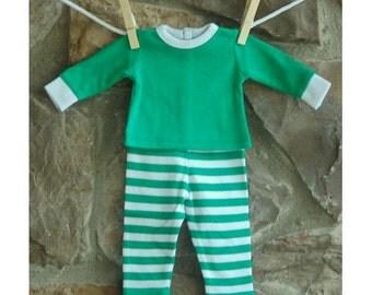 """Doll Pajamas - 18"""" Doll"""