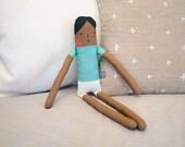 Mint Girl Doll (Little People)