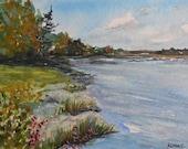 Phippsburg, Maine Origina...