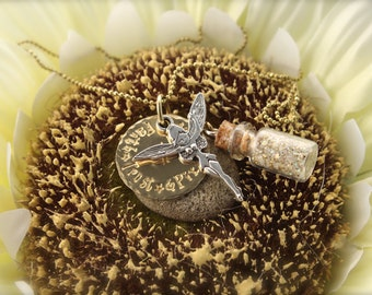 Fairy Bottle Magic Necklace