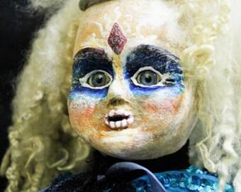 Princess Wanda Cage Doll