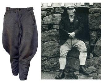 "28-32""waist Antique Jodhpurs, Vintage Riding Pants, Churidars"