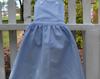 Dorothy Wizard of Oz Dress-up Apron