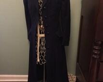 Victorian Ladies long coat