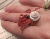 Hermit crab ring