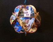 Baseball Card Ornament - New York Mets Decoration