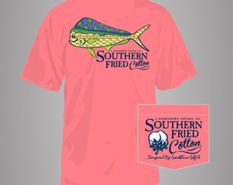 Southern Fried Cotton Dorado Comfort Colors Tee
