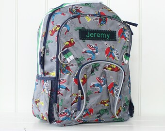 Small Marvel Backpack Pottery Barn (Small Size)