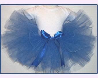 Royal Blue Baby Tutu, Royal Blue Newborn tutu, Royal Blue Toddler Tutu , Royal Blue Girls Tutu, Royal Blue Tutu Newborn-Girls 6 Tutu