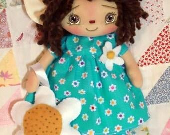 Primitive Raggedy Doll - Penelope