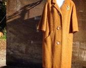 50s wool coat