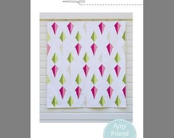 Plumb Line Quilt Pattern