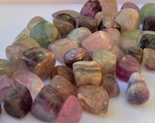 1 LB Fluorite Purple Green Tumbled Stone Small Mineral Rock Polished Metaphysical Healing Chakra Massage  Kynd Valley
