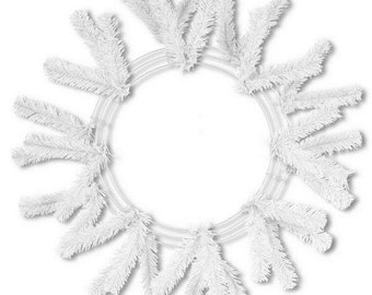 15 Inch WHITE Work Form XX748827, Poly Mesh Supplies