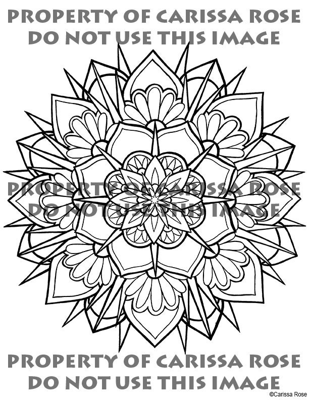 zoom - Print Your Own Coloring Book