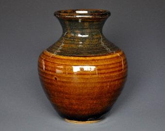 Small Mini Ceramic Vase Pottery Flower Vase Handmade Vase A