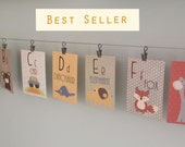 Alphabet Cards, A to Z, A...