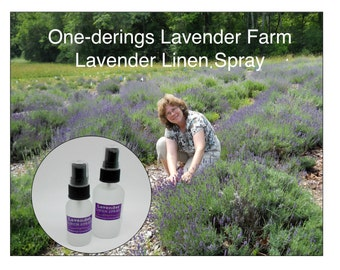 Lavender Linen Spray- Authentic-