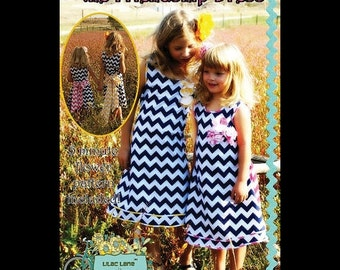 Summer Clearance Lilac Lane The Friendship Dress Pattern