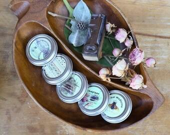 Sage and Floral Salve