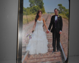 Custom Photo Board