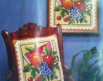 Sunset Needlepoint Summer Delights Kit No. 6210