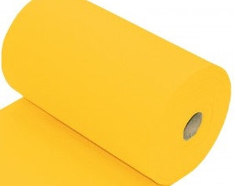 Yellow Ribbing, Cuff and waistband material