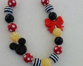 Mickey Necklace 3